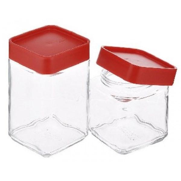 Набор контейнеров для сыпучих продуктов GLASSLOCK IG-593