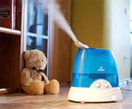 Очиститель воздуха в домашних условиях